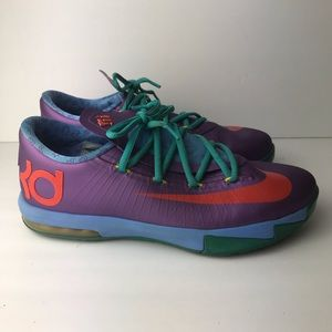 Nike KD rugrats shoes size 7Y
